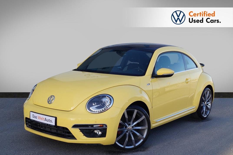 Volkswagen Beetle R-line Sport 2.0L (210 PS) - 2016