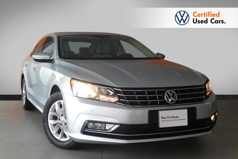 Volkswagen Passat SE - 2018