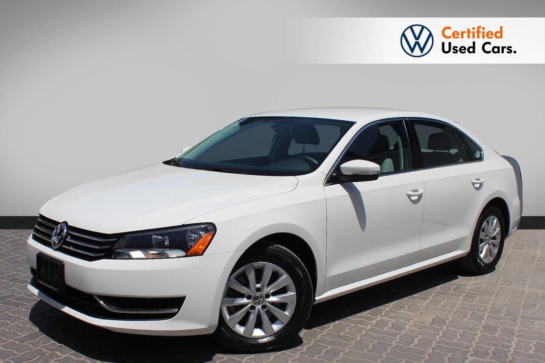 Volkswagen PASSAT COMFOTLINE SE 2.5L - Certified Pre Owned - 2015