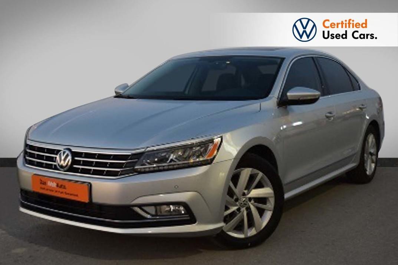 Volkswagen Passat SEL - 2018