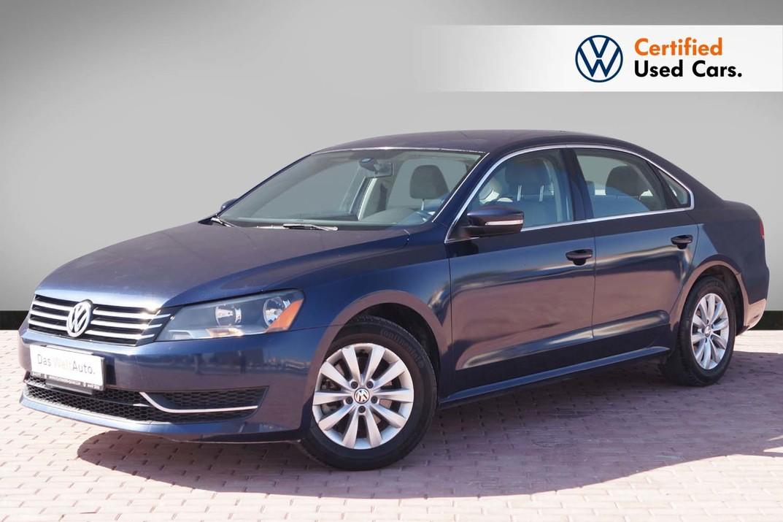 Volkswagen PASSAT  - 2015