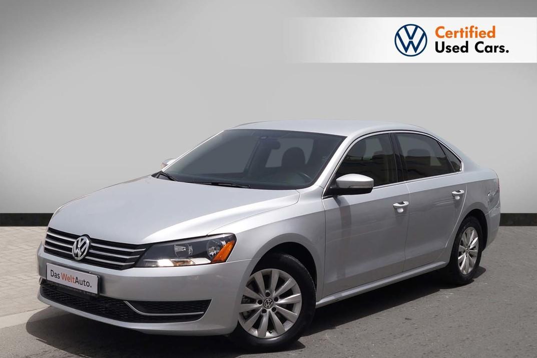 Volkswagen Passat SE 2.5L (170 PS) - 2015