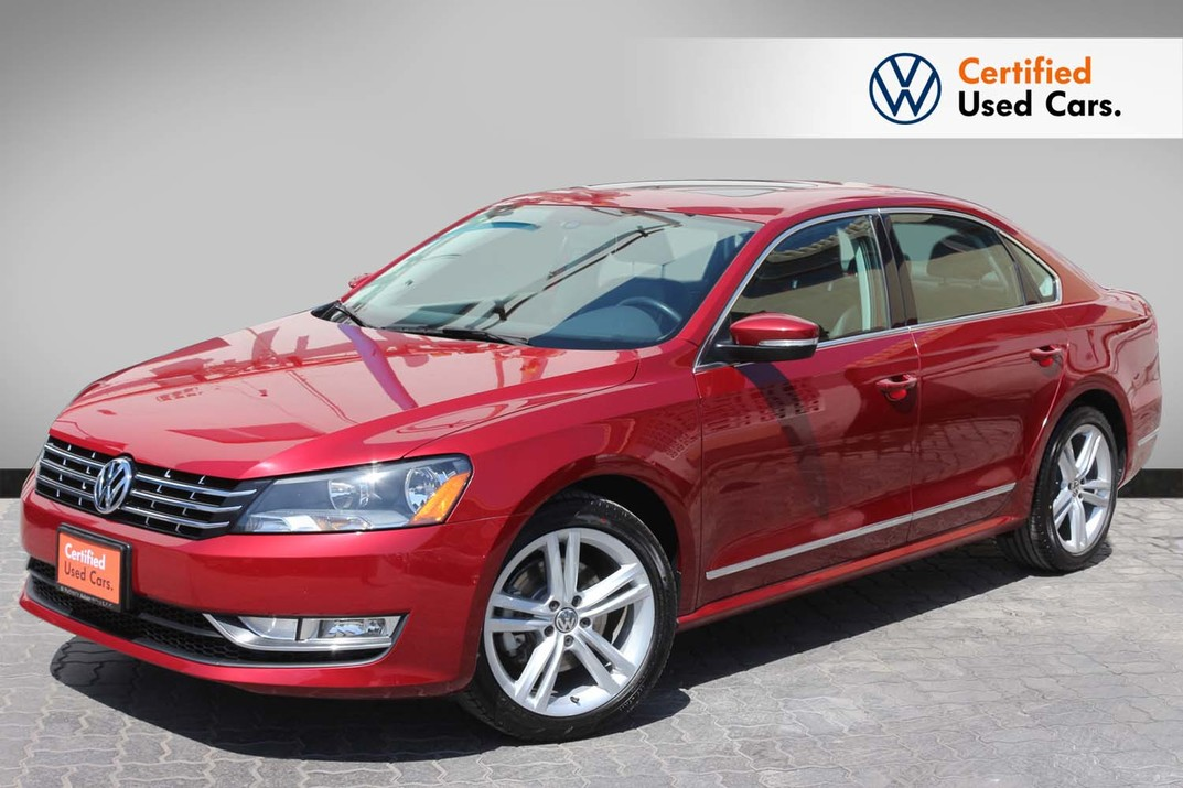 Volkswagen PASSAT HIGHLINE 2.5L SPORT - CERTIFIED PRE-OWNED -WARRANTY UNTIL 2022 - 2015