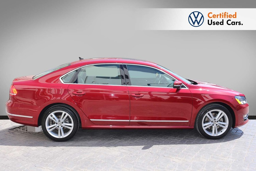 Volkswagen PASSAT SPORT HIGHLINE 2.5L - CERTIFIED PRE-OWNED - WARRANTY UNTIL 2022 - 2016