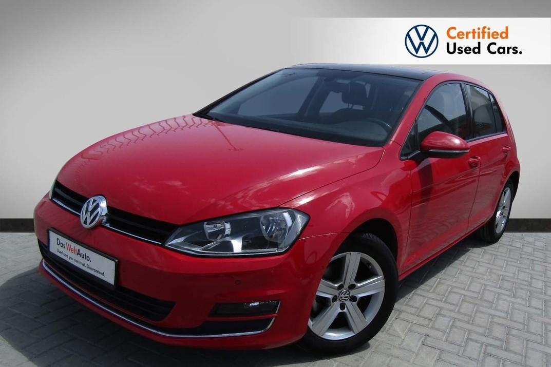 Volkswagen Golf 1.4 SEL - 2016