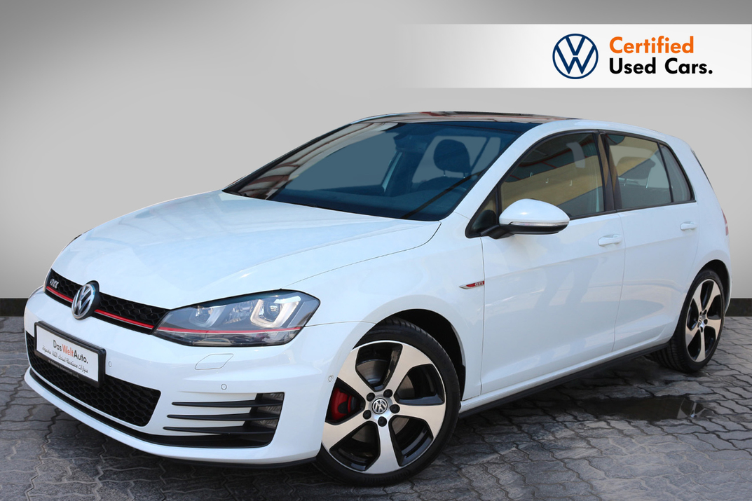 Volkswagen GOLF GTI 2.0L  SEL - CERTIFIED PRE-OWNED - WARRANTY UNTIL 2021 - 2016