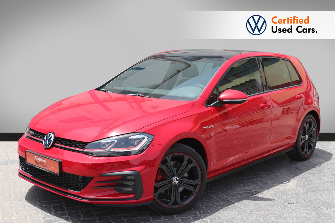 Volkswagen GOLF GTI SPORT FACELIFT 2.0L - 0 KMS - CERTIFIED VW- WARRANTY UNTIL 2022 - 2018