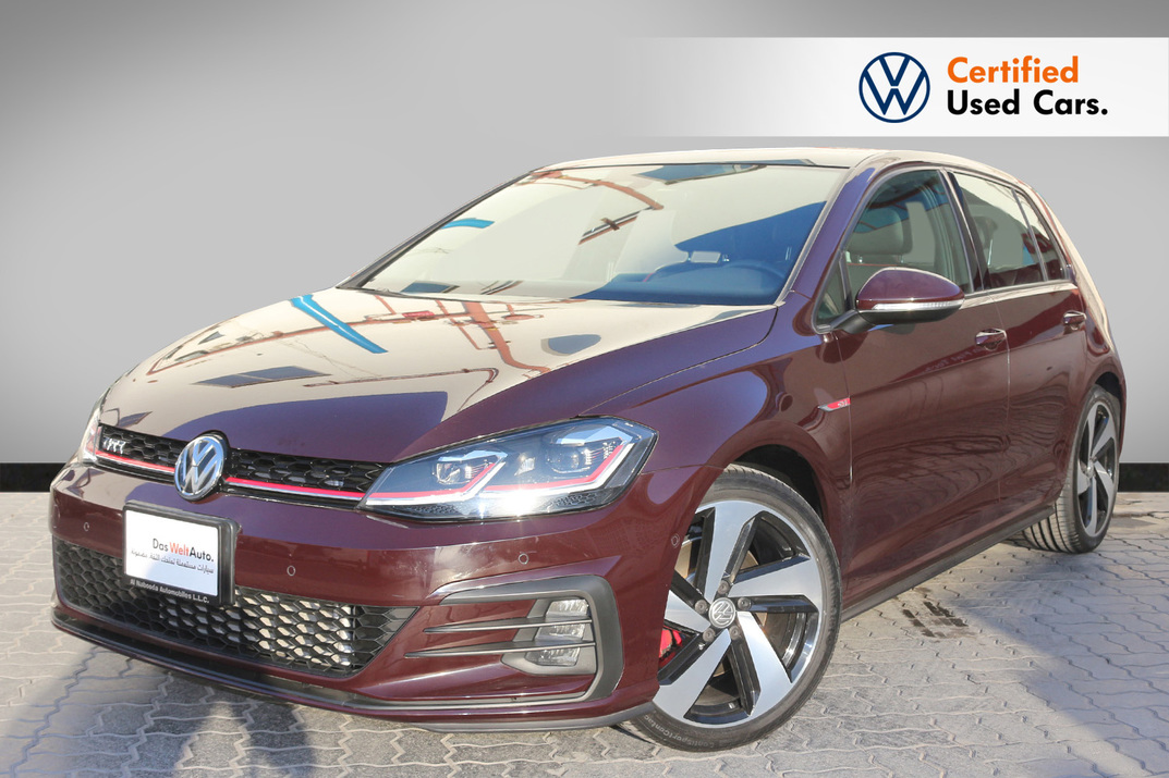 Volkswagen GOLF GTI SPORT + NAVIGATION 2.0L - CERTIFIED PRE-OWNED - WARRANTY UNTIL 2021 - 2018