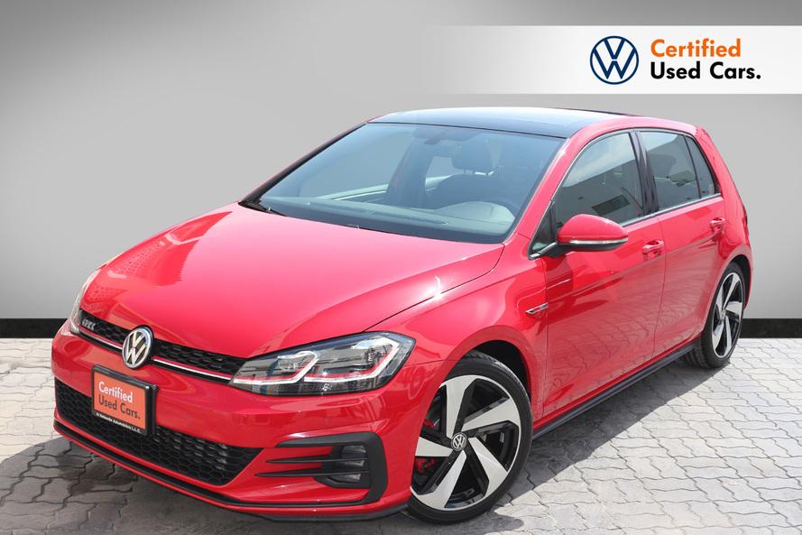 Volkswagen GOLF GTI 2.0L SPORT - CERTIFIED PRE-OWNED- WARRANTY UNTIL 2024 - 2019