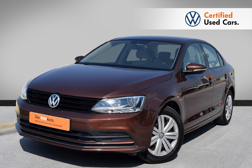 Volkswagen Jetta 2.0 l TSI 85 kW (115 PS) 6-speed automatic transmission - 2017