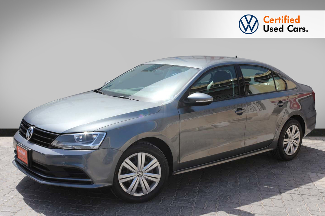 Volkswagen JETTA 2.0L S FACELIFT- CERTIFIED PRE-OWNED -WARRANTY UNTIL 2021 - 2018