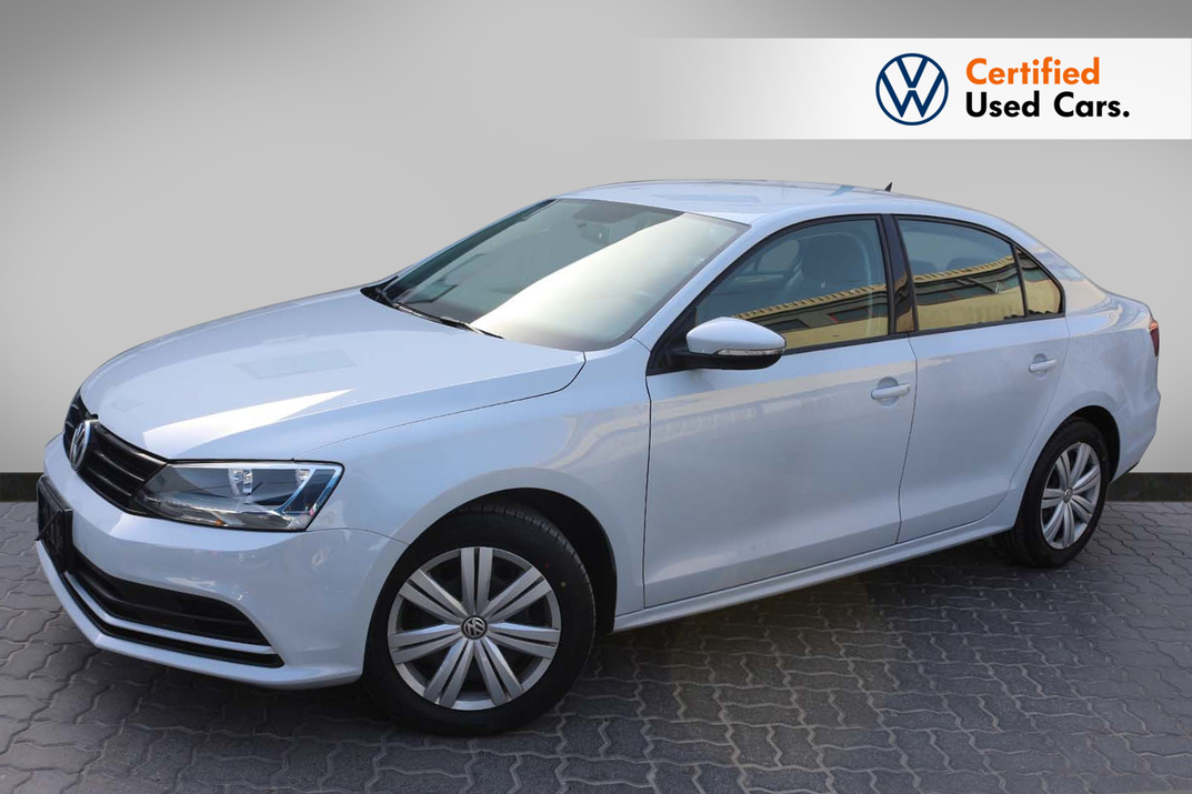 Volkswagen JETTA 2.0L S TRENDLINE FACELIFT - CERTIFIED PRE-OWNED -WARRANTY UNTIL 2021 - 2018