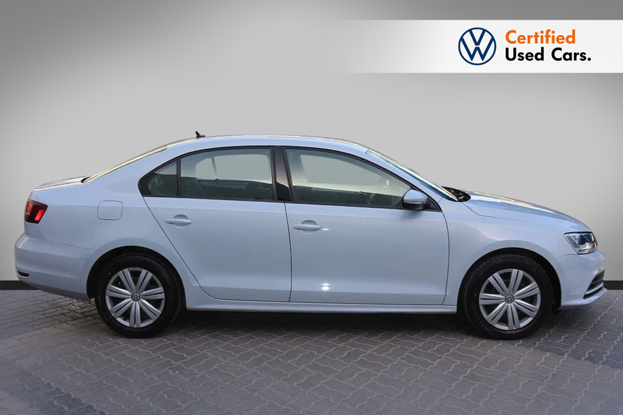 Volkswagen JETTA TRENDLINE FACELIFT 2.0L - CERTIFIED PRE-OWNED -WARRANTY UNTIL 2021 - 2018