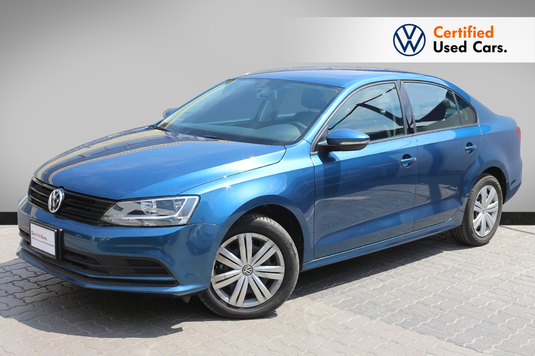 Volkswagen JETTA 2.0L TRENDLINE FACELIFT - CERTIFIED PRE-OWNED -WARRANTY UNTIL 2021 - 2018