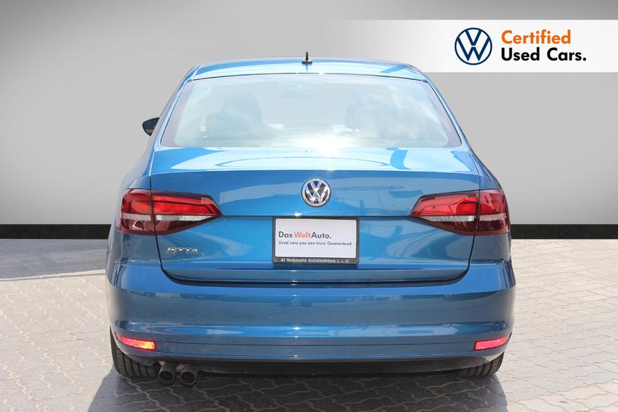 Volkswagen JETTA S FACELIFT 2.0L - CERTIFIED PRE-OWNED -WARRANTY UNTIL 2021 - 2018