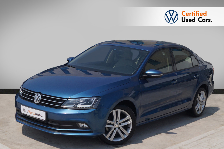 Volkswagen Jetta 2.5L SEL (170 PS) - 2015