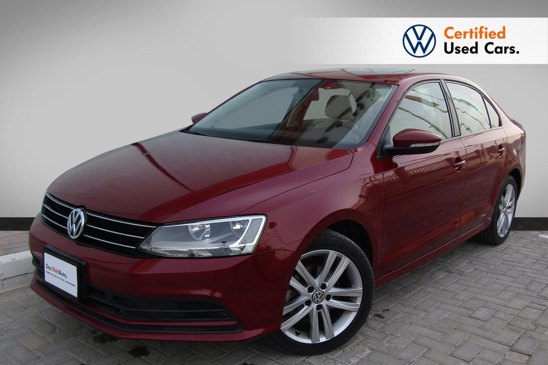 Volkswagen JETTA 2.5 SE - 2018