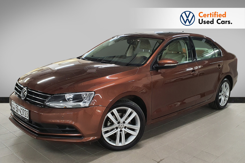 Volkswagen JETTA 2.5 - Full Option - 2018