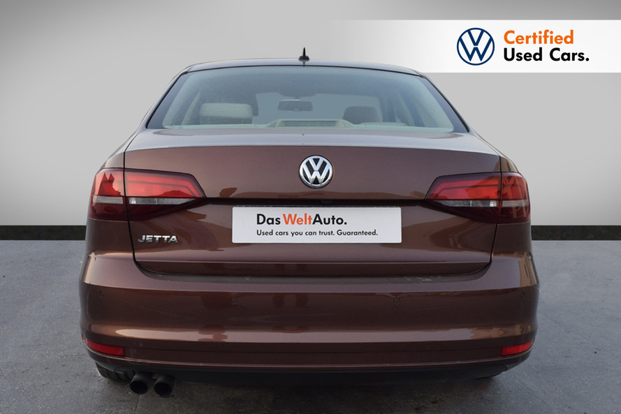 Volkswagen Jetta 2.5 l 125 kW (170 PS) 6-speed automatic transmission - 2017