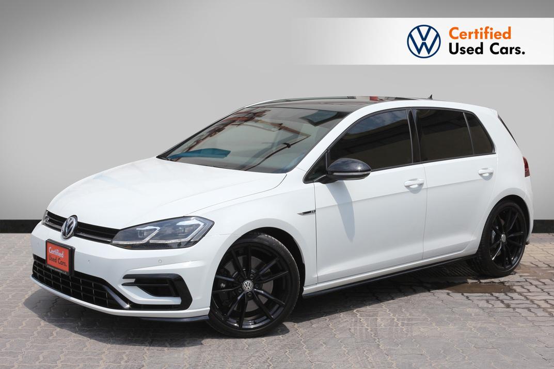 Volkswagen GOLF R SEL FACELIFT 2.0L - CERTIFIED PRE-OWNED -WARRANTY UNTIL 2024 - 2019