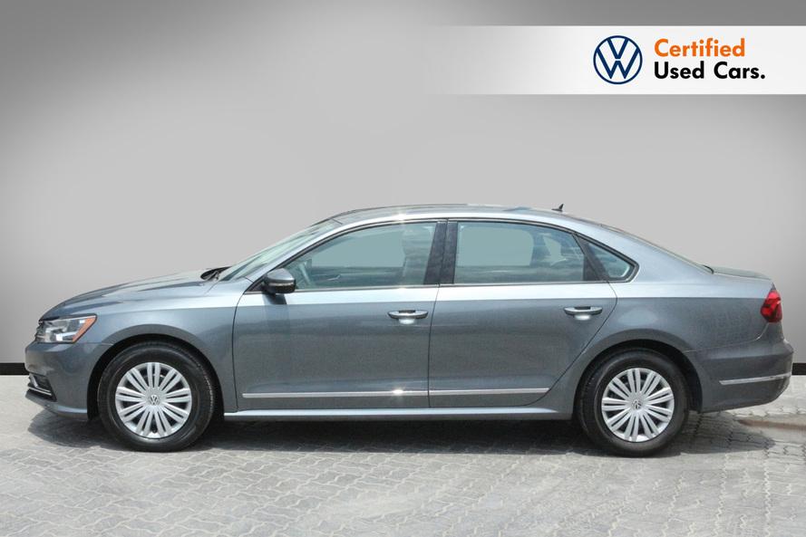 Volkswagen PASSAT NEW PASSAT S 2.5L - CERTIFIED PRE-OWNED - WARRANTY UNTIL 2022 - 2017