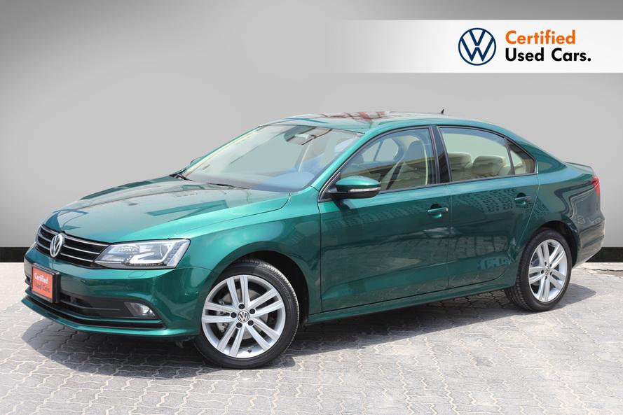Volkswagen JETTA SEL FACELIFT 2.5L - Certified Pre Owned - Warranty until 2023 - 2017