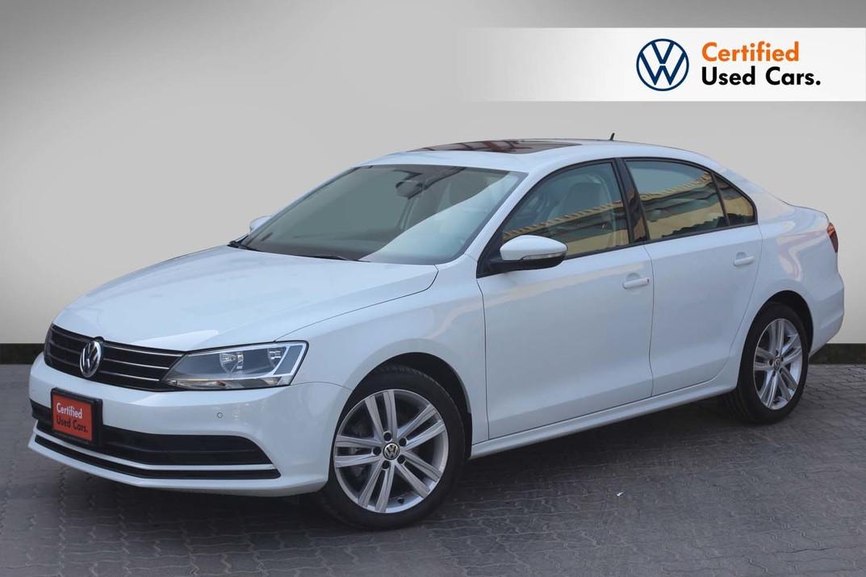 Volkswagen JETTA SE FACELIFT 2.5L - Certified Pre Owned - Warranty until 2023 - 2018
