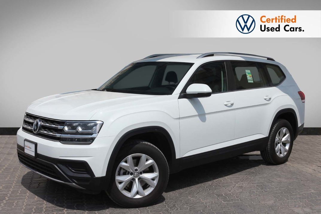 Volkswagen TERAMONT S 2.0L - Certified Pre Owned - Warranty until 2024 - 2019