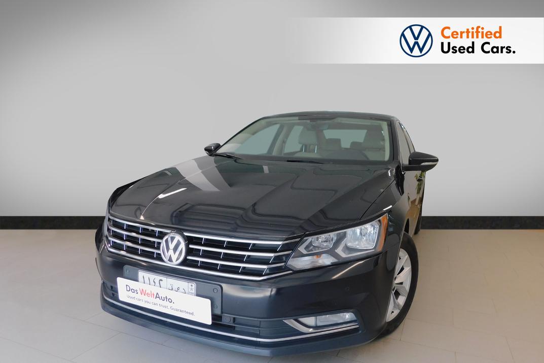 Volkswagen PASSAT US Passat      COMFO      125      A6F - 2018