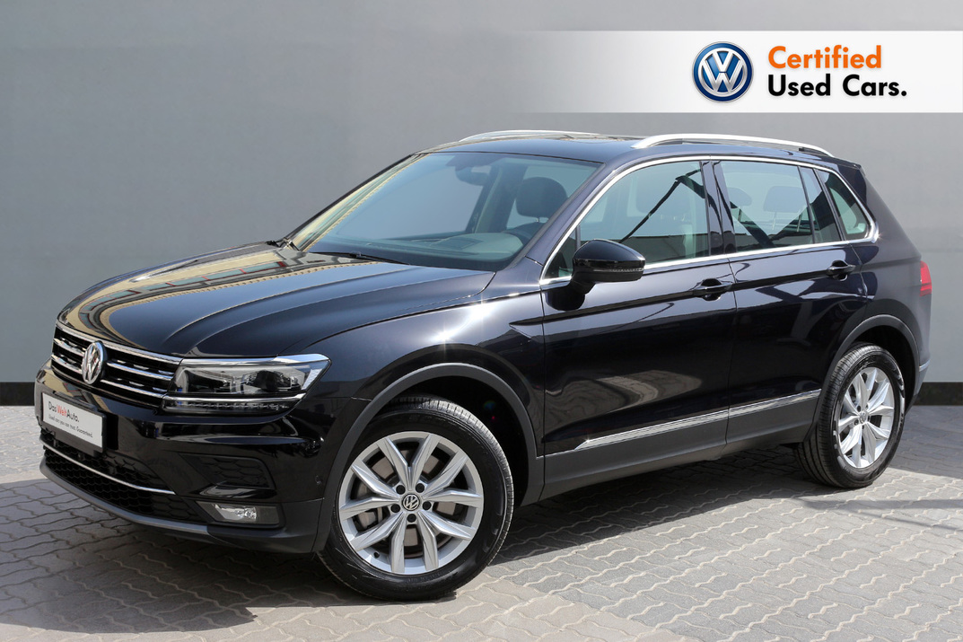 Volkswagen TIGUAN THE NEW TIGUAN SEL 2.0L - CERTIFIED PRE-OWNED - WARRANTY UNTIL 2022 - 2019
