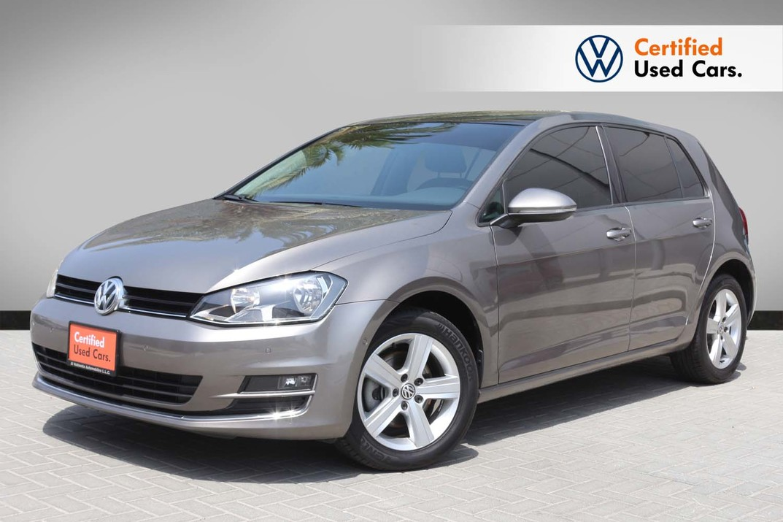 Volkswagen GOLF SEL FACELIFT 1.4L - Certified Pre Owned - Warranty until 2022 - 2017