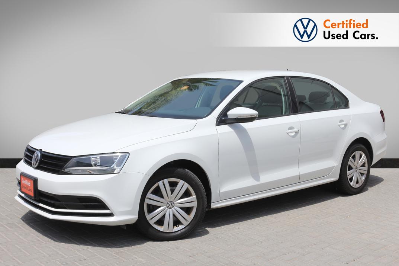 Volkswagen JETTA S FACELIFT 2.0L - Certified Pre Owned - Warranty until 2022 - 2017