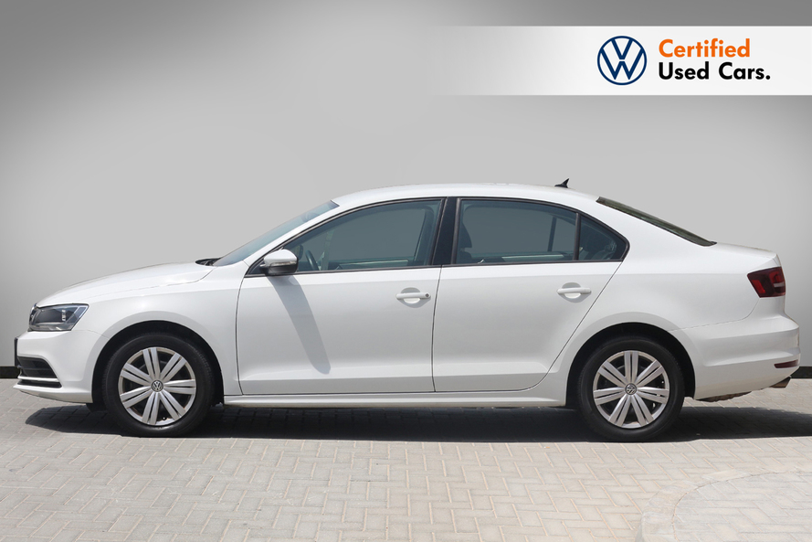 Volkswagen JETTA TRENDLINE FACELIFT 2.0L - CERTIFIED PRE-OWNED - WARRANTY UNTIL 2022 - 2017