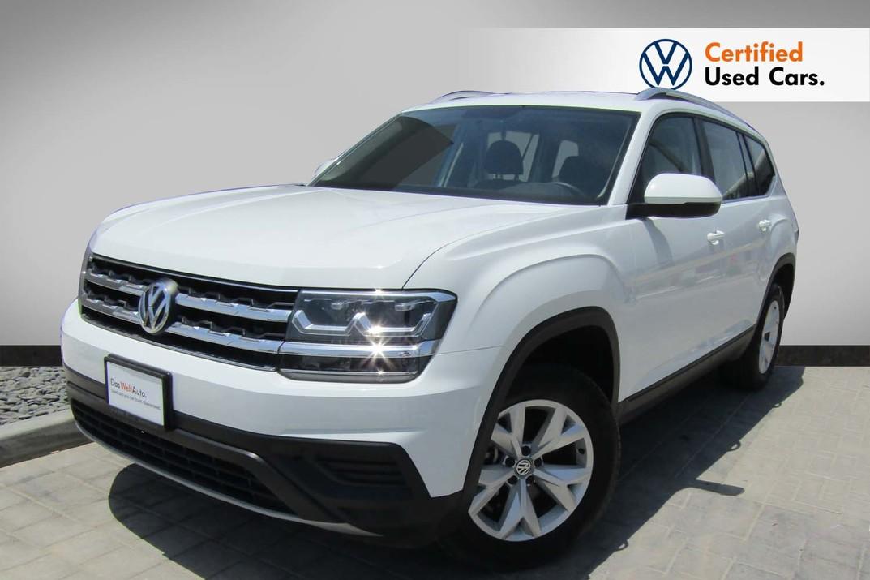 Volkswagen Teramont 3.6 280bhp 8 Speed Automatic Seven Seater - 2019