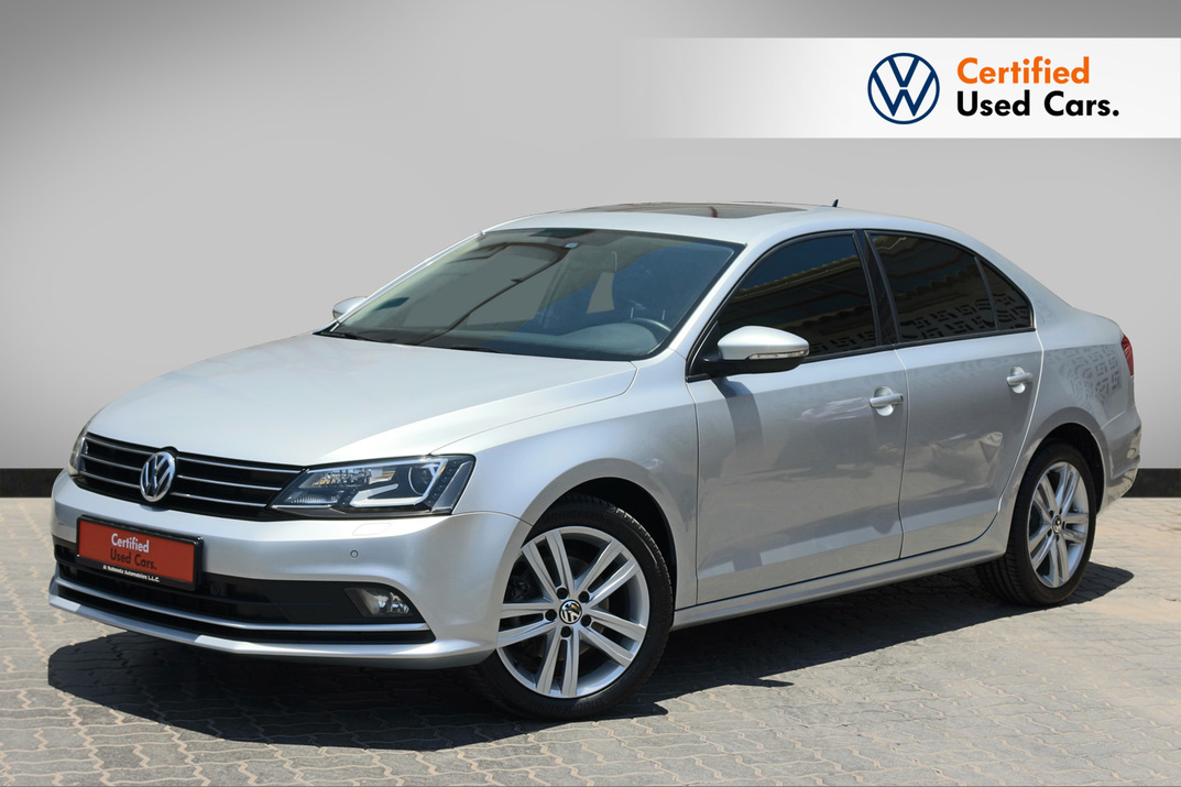 Volkswagen JETTA SEL FACELIFT 2.5L - Certified Pre Owned - Warranty until 2021 - 2016