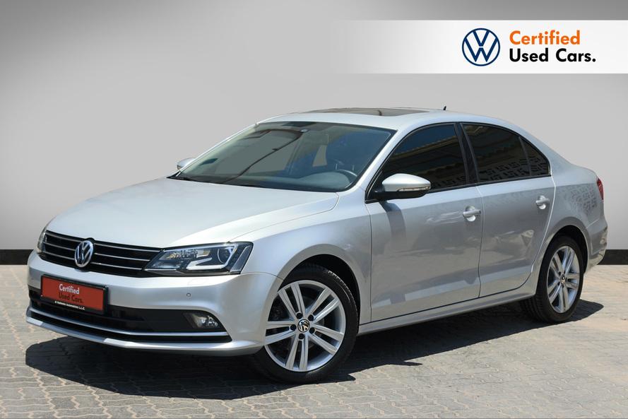Volkswagen JETTA SEL COMFORTLINE FACELIFT 2.5L - CERTIFIED PRE-OWNED -WARRANTY UNTIL 2021 - 2016