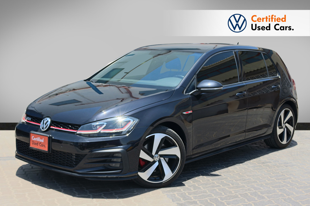 Volkswagen GOLF GTI SEL + NAVIGATION 2.0L - CERTIFIED PRE-OWNED -WARRANTY UNTIL 2023 - 2019