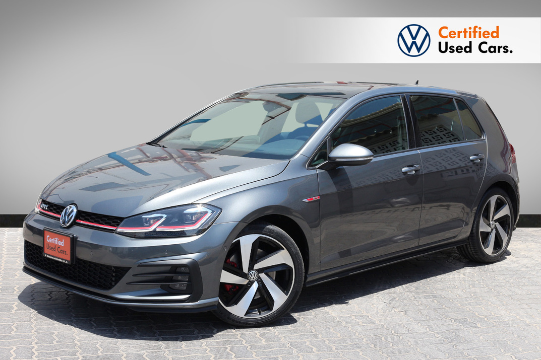 Volkswagen GOLF GTI SEL FACELIFT 2.0L - CERTIFIED PRE-OWNED - WARRANTY UNTIL 2022 - 2019
