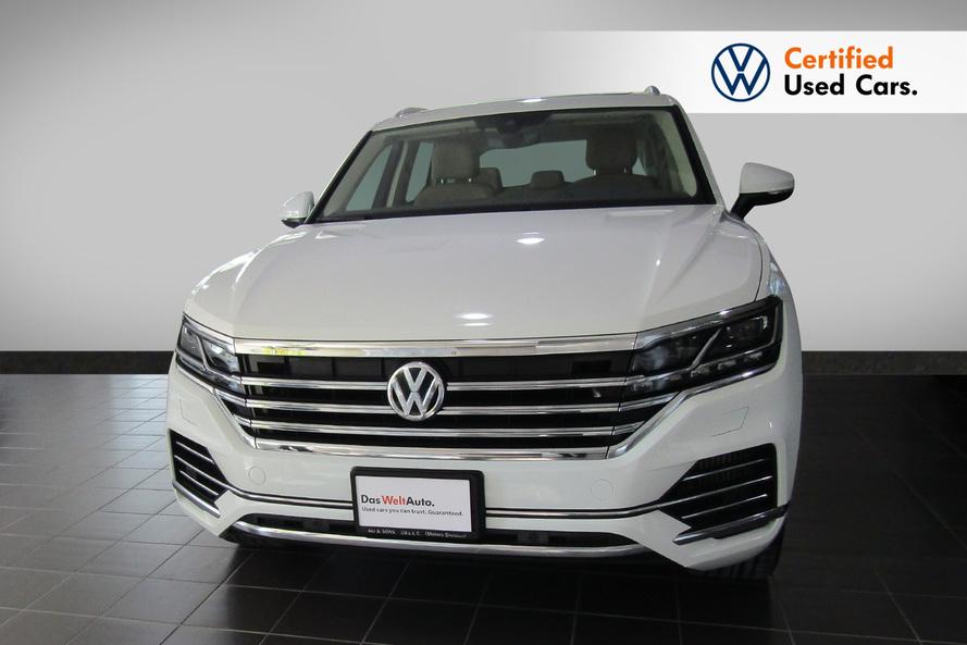Volkswagen Touareg 3.0 Highline 340bhp - 2018