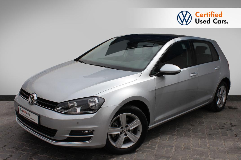 Volkswagen GOLF SEL FACELIFT 1.4L - CERTIFIED PRE-OWNED -WARRANTY UNTIL 2022 - 2017