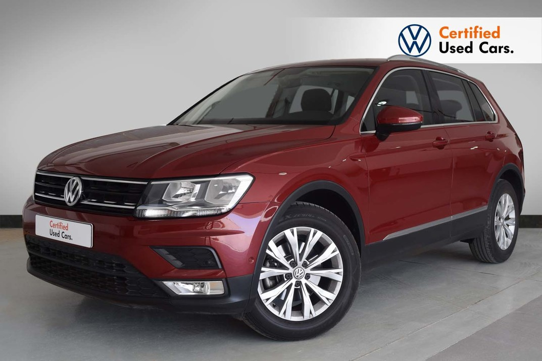 Volkswagen Tiguan Comfortline BlueMotion Techn. 1.4 l TSI ACT 110 kW (150 PS) 6-speed dual-clutch transmission DSG - 2017