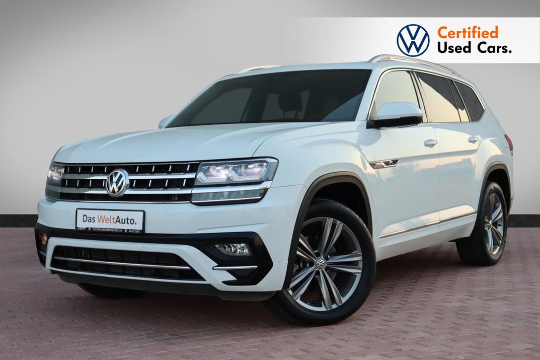 Volkswagen Teramont 3.6L 206kw 280bhp A8A - 2018