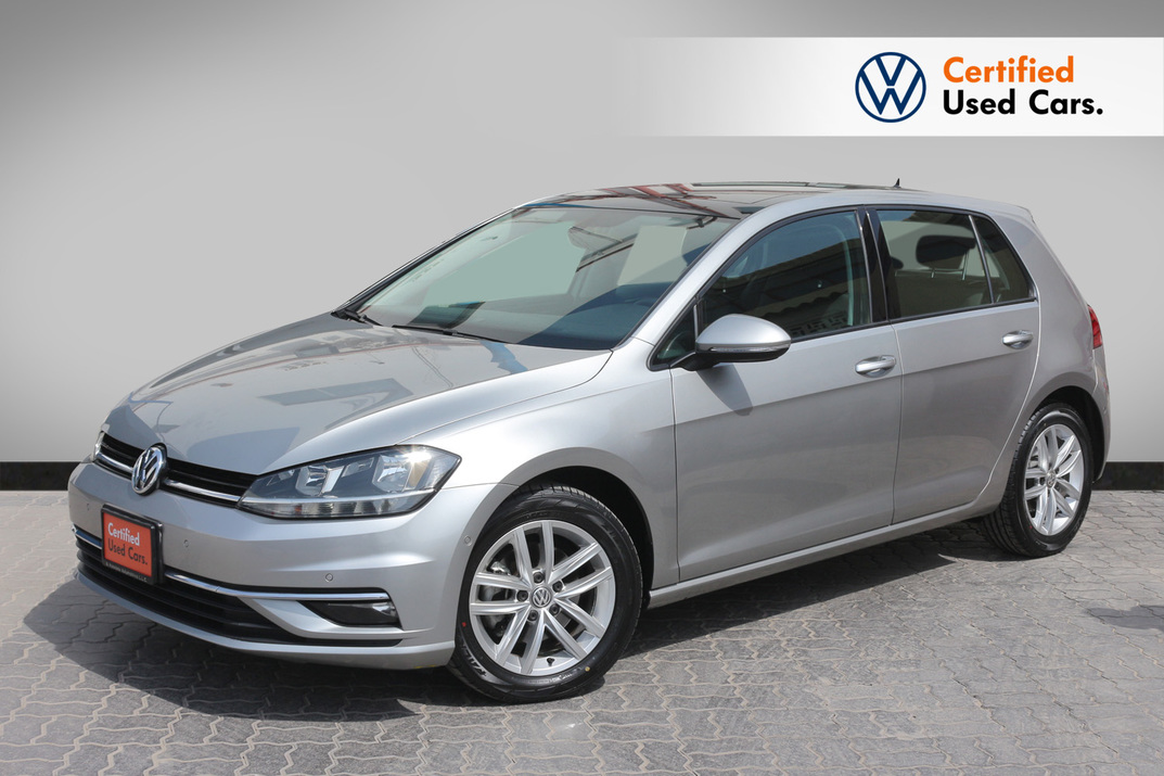 Volkswagen GOLF SEL FACELIFT 1.4L - CERTIFIED PRE-OWNED -WARRANTY UNTIL 2022 - 2019