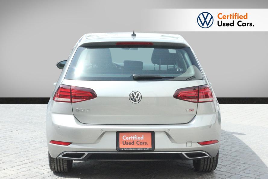 Volkswagen GOLF SEL FACELIFT 1.4L - CERTIFIED PRE-OWNED -WARRANTY UNTIL 2022 - 2019