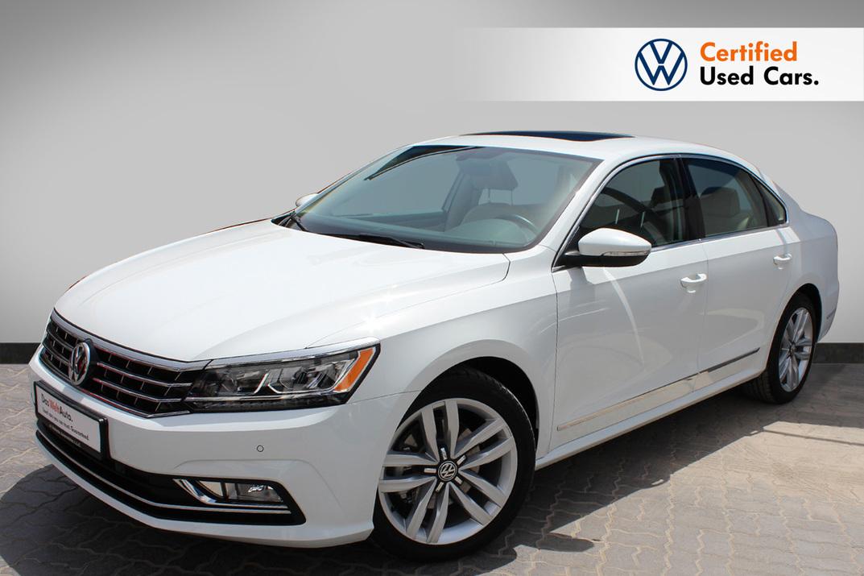 Volkswagen PASSAT NEW PASSAT SPORT 2.5L - CERTIFIED PRE-OWNED - WARRANTY UNTIL 2023 - 2017