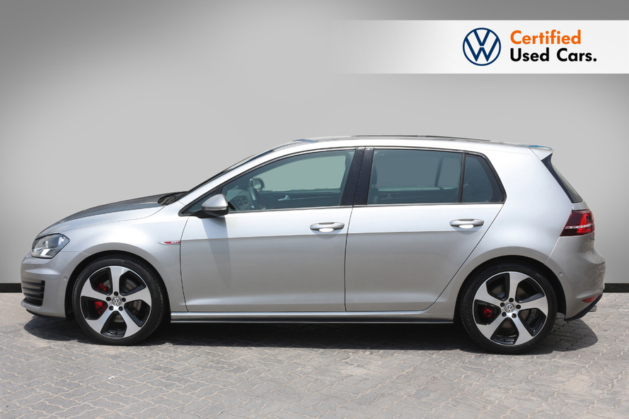 Volkswagen GOLF GTI SE 2.0L - CERTIFIED PRE-OWNED - WARRANTY UNTIL 2021 - 2016