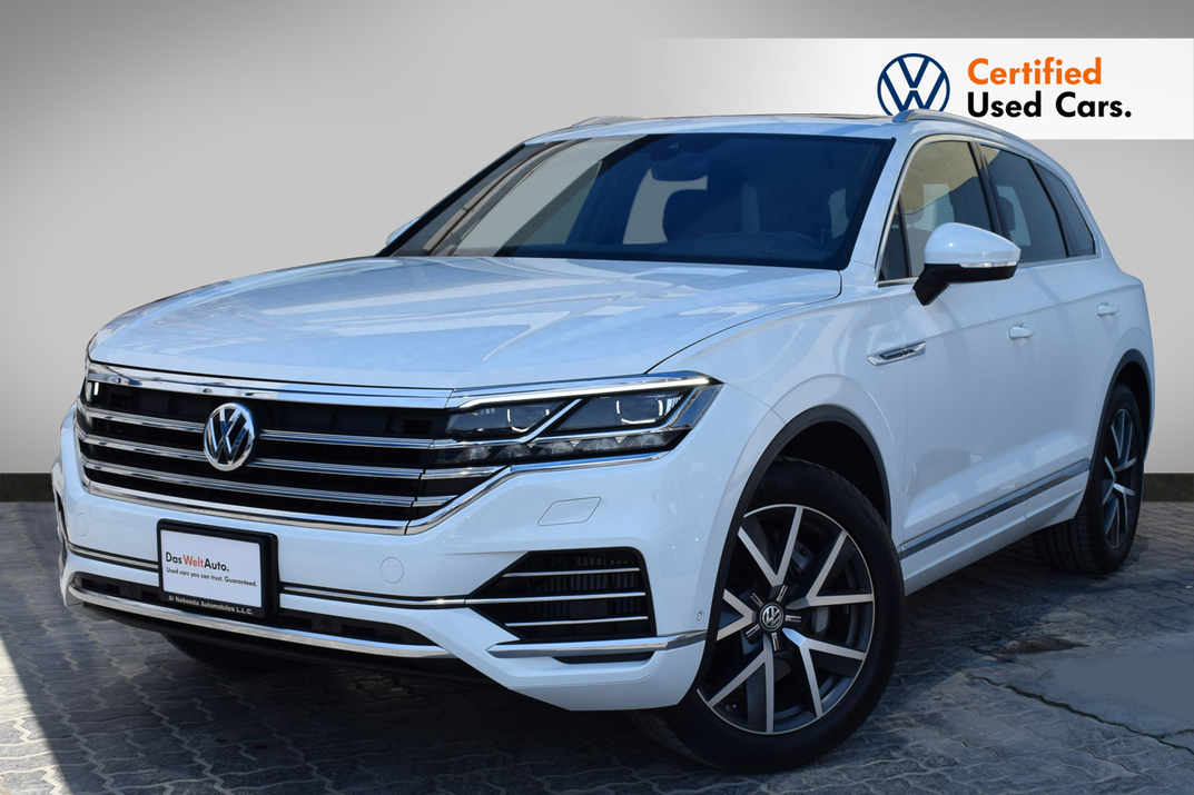 Volkswagen TOUAREG NEW TOUAREG HIGHLINE 3.0L - Certified Pre Owned - Warranty until 2024 - 2019