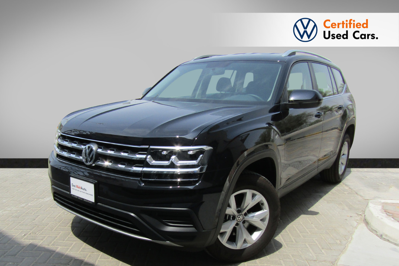 Volkswagen Teramont S - 2019