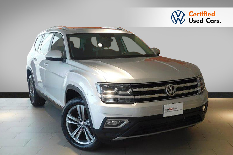 Volkswagen Teramont 3.6 V6 SE - 2019