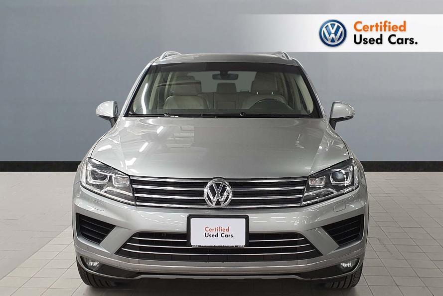 Volkswagen Touareg with Navigation - 2018